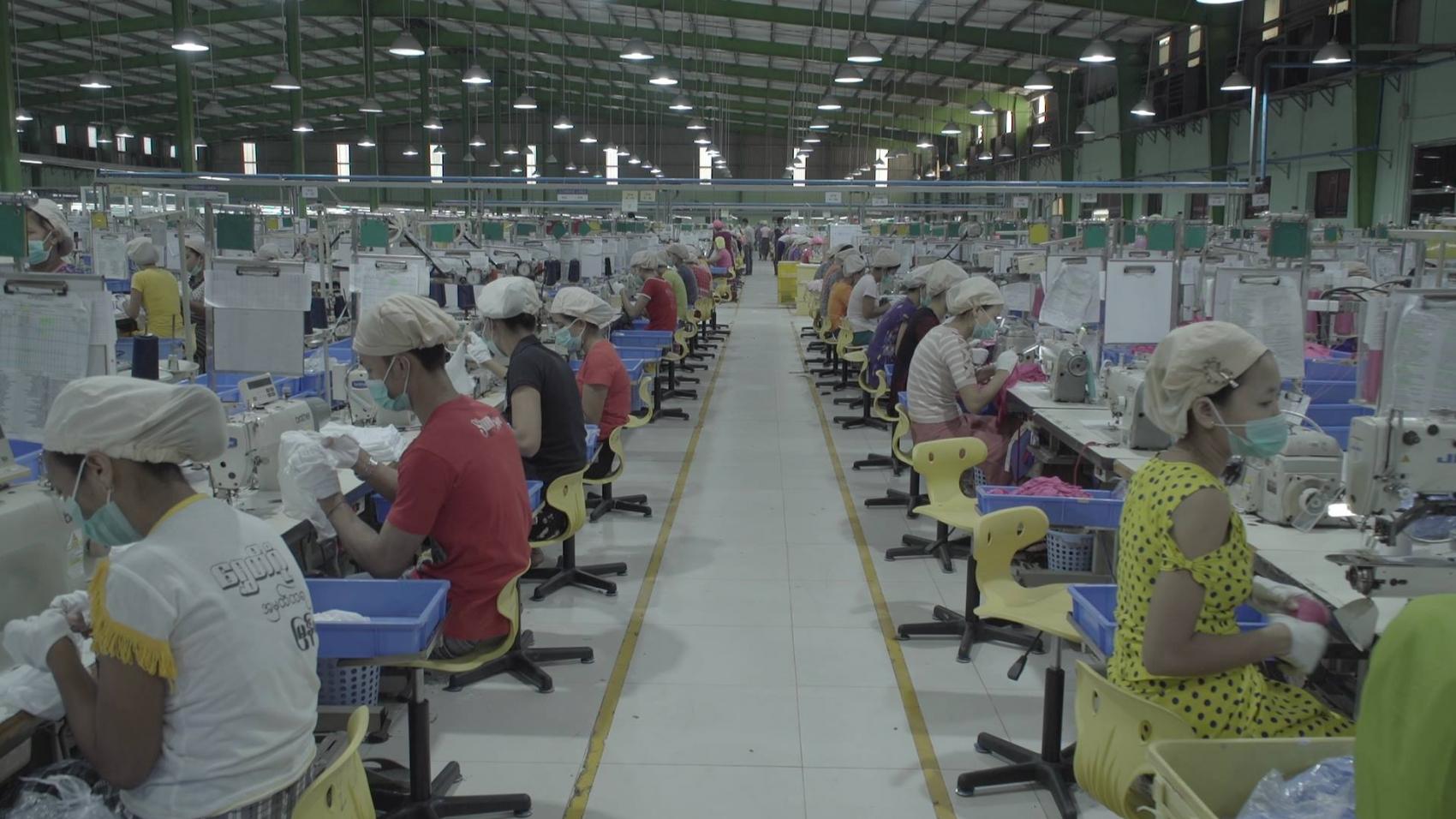 Myanmar-Garment-Association